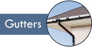 Residential Gutters - Roofing Contractors